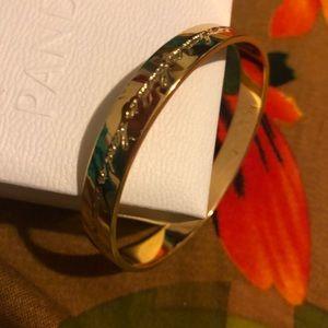 Kate spade braidsmaid idiom bangle bracelet